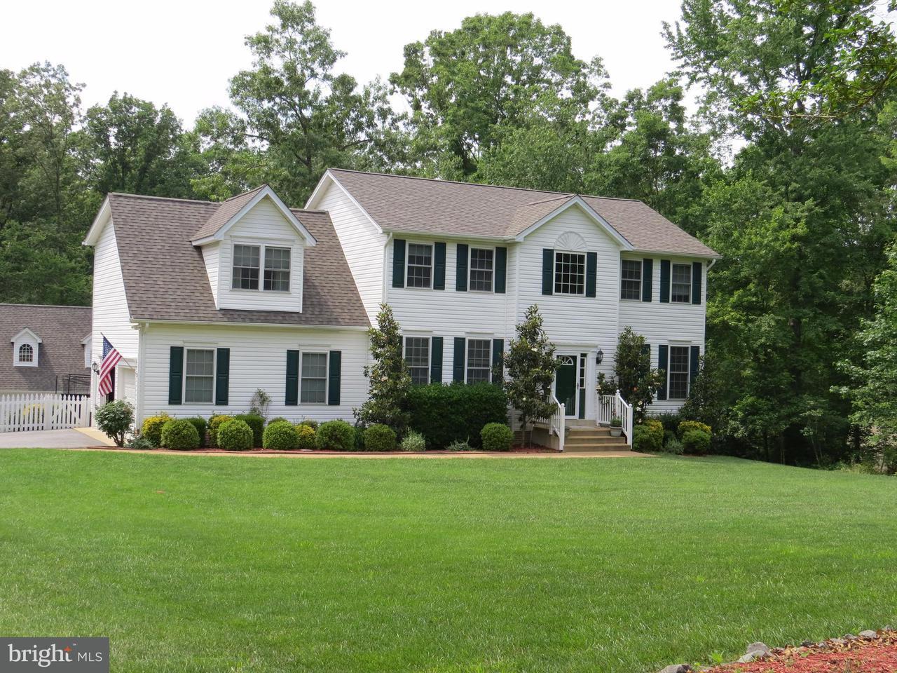 Maison unifamiliale pour l Vente à 20975 Daisy Court 20975 Daisy Court Callaway, Maryland 20620 États-Unis