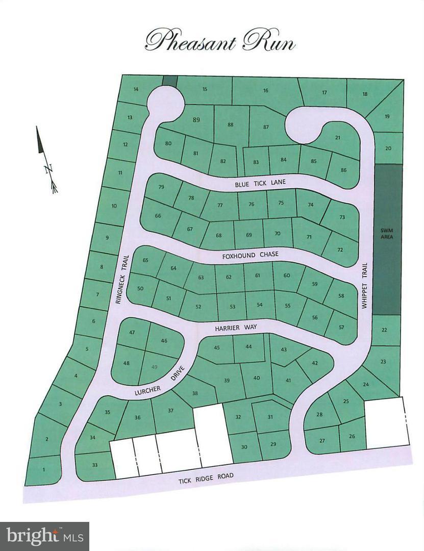 Additional photo for property listing at Lot #57 Harrier Way  Waynesboro, Pennsylvania 17268 United States