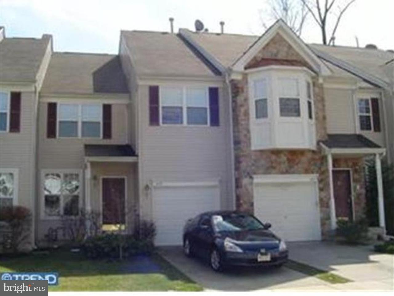 联栋屋 为 销售 在 169 PENNSBURY Lane Deptford Township, 新泽西州 08096 美国