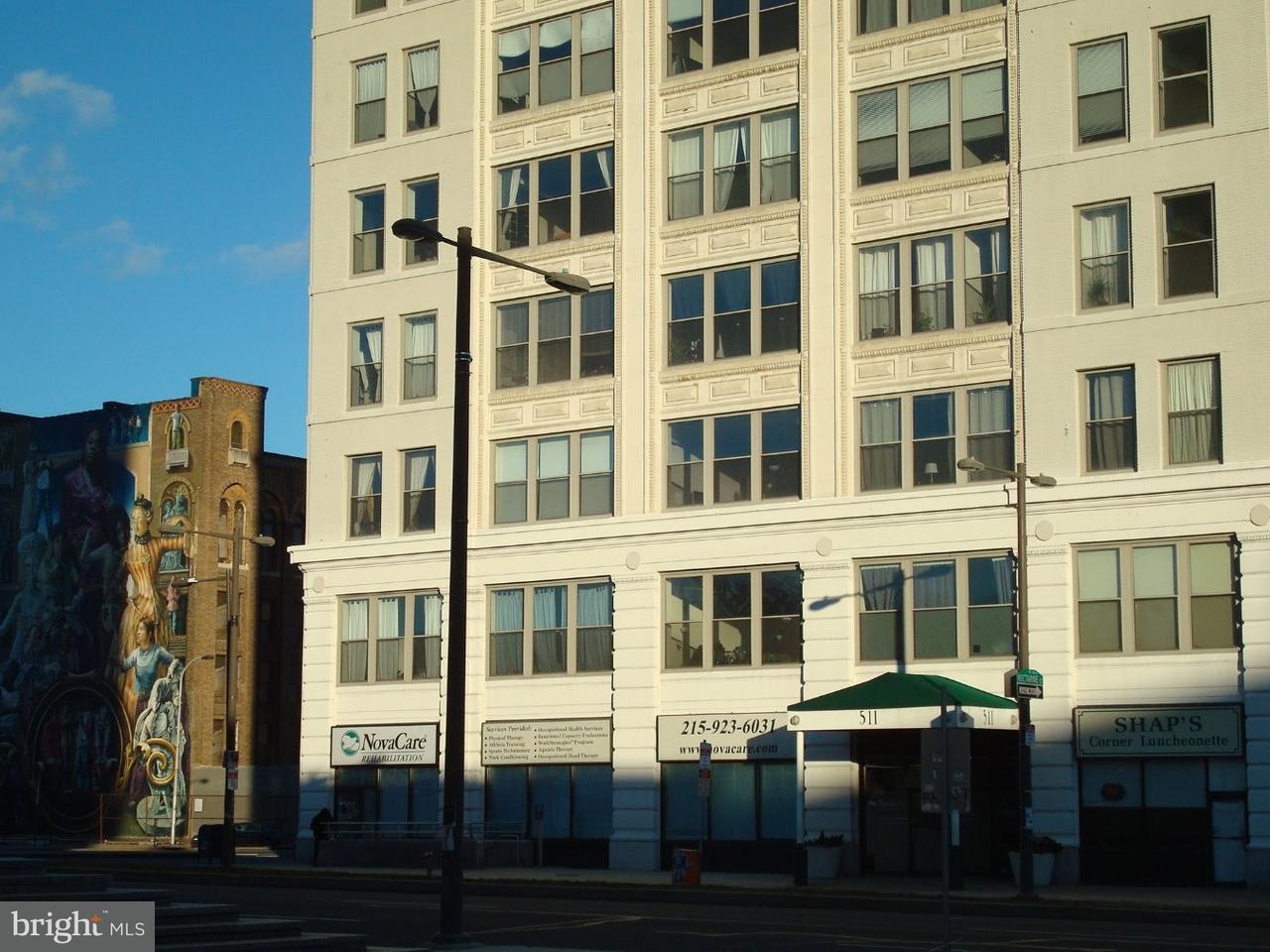 Single Family Home for Sale at 511-19 N BROAD ST #301 Philadelphia, Pennsylvania 19123 United States