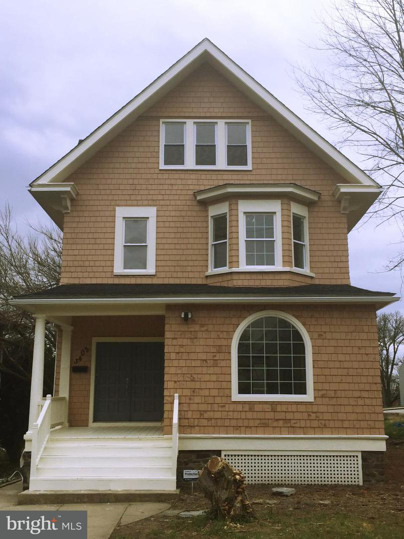Single Family for Sale at 3403 Walbrook Ave Baltimore, Maryland 21216 United States