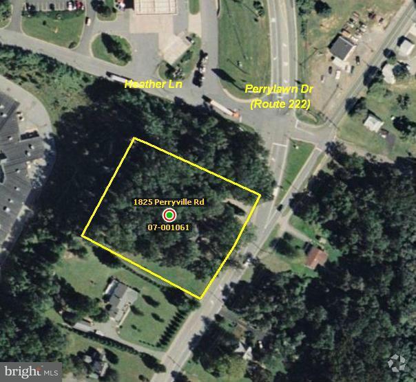 土地,用地 为 销售 在 1825 Perryville Road 1825 Perryville Road Perryville, 马里兰州 21903 美国