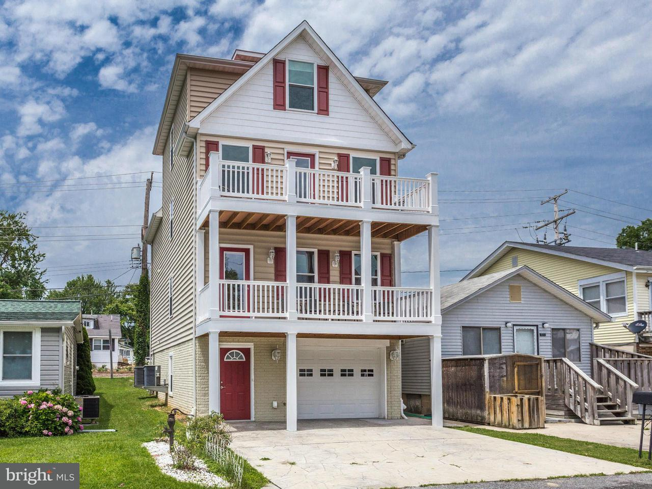 Vivienda unifamiliar por un Venta en 8229 Bayside Road 8229 Bayside Road Chesapeake Beach, Maryland 20732 Estados Unidos