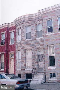 Single Family for Sale at 813 Mckean Ave Baltimore, Maryland 21217 United States
