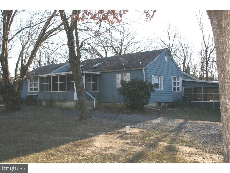 Частный односемейный дом для того Продажа на 726 TUCKAHOE Road Milmay, Нью-Джерси 08360 Соединенные Штаты
