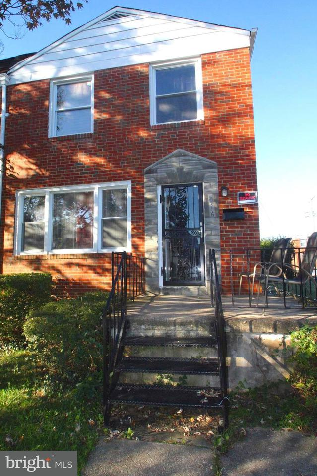 Single Family for Sale at 5516 Cedonia Ave Baltimore, Maryland 21206 United States