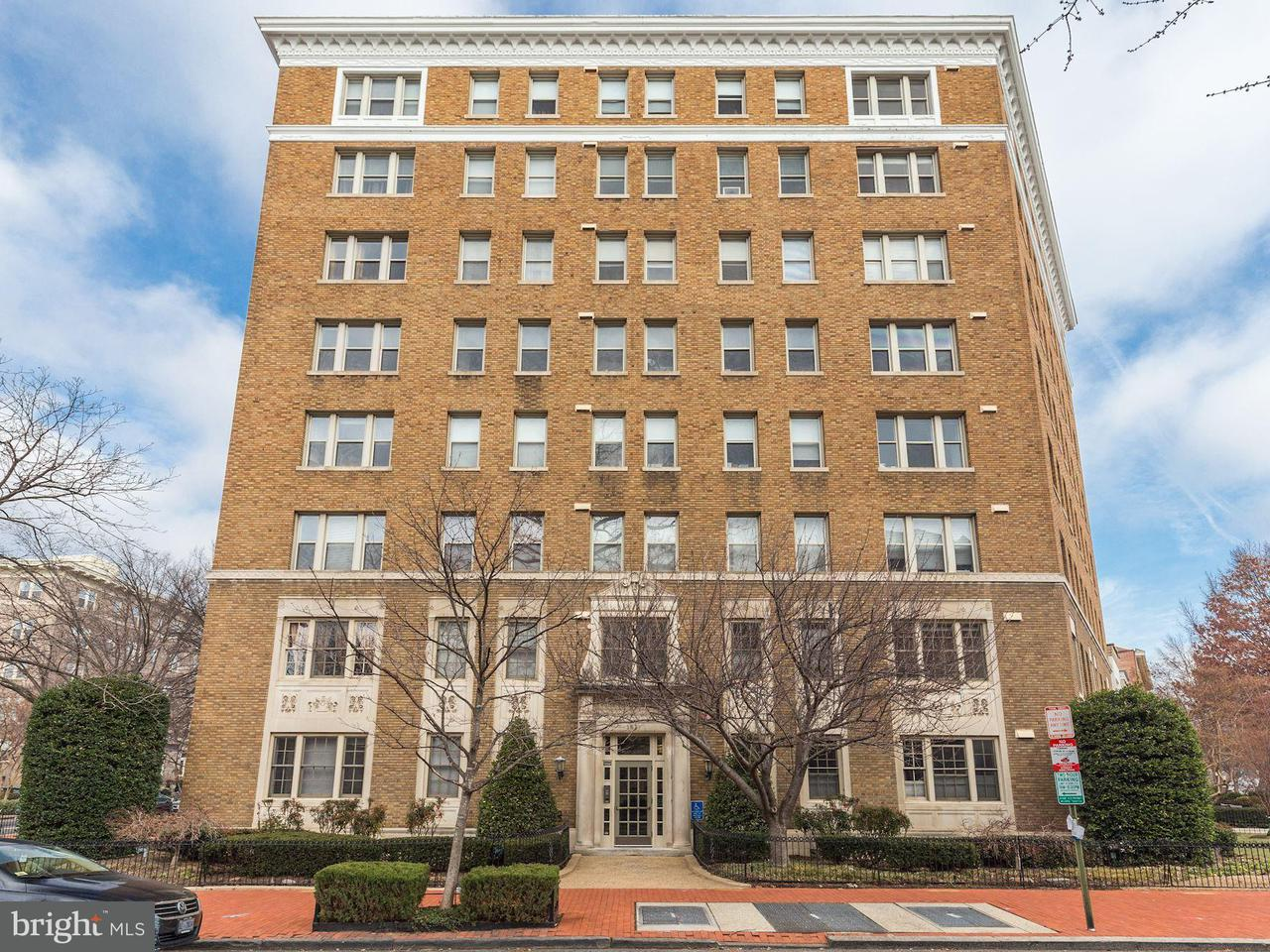 Condominium for Sale at 1621 T St NW #205 Washington, District Of Columbia 20009 United States