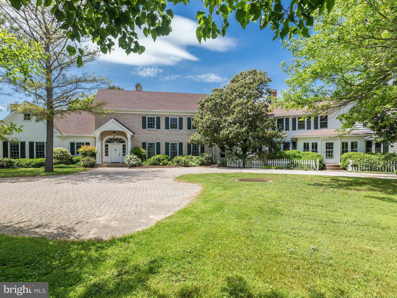 Farm for Sale at 28534 Granville Lane 28534 Granville Lane Trappe, Maryland 21673 United States
