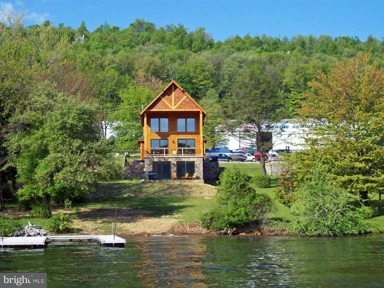 Casa Unifamiliar por un Venta en 20680 Garrett Hwy 20680 Garrett Hwy Oakland, Maryland 21550 Estados Unidos