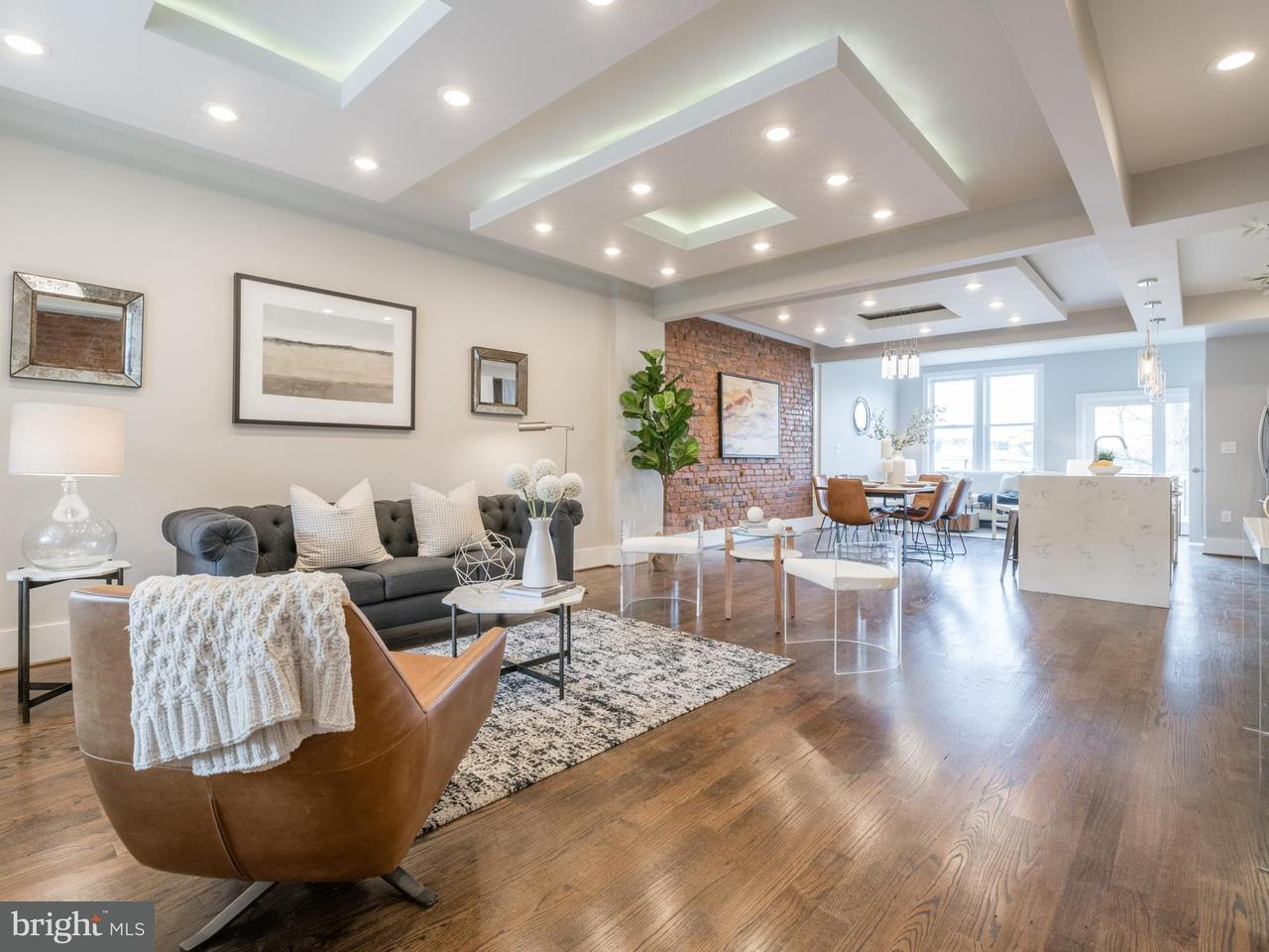 Single Family Home for Sale at 435 Emerson St Nw 435 Emerson St Nw Washington, District Of Columbia 20011 United States