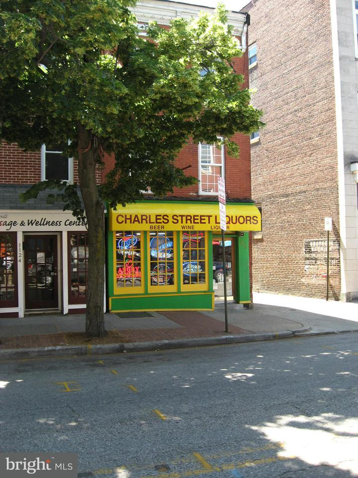 Commercial for Sale at 1122 S Charles St Baltimore, Maryland 21230 United States