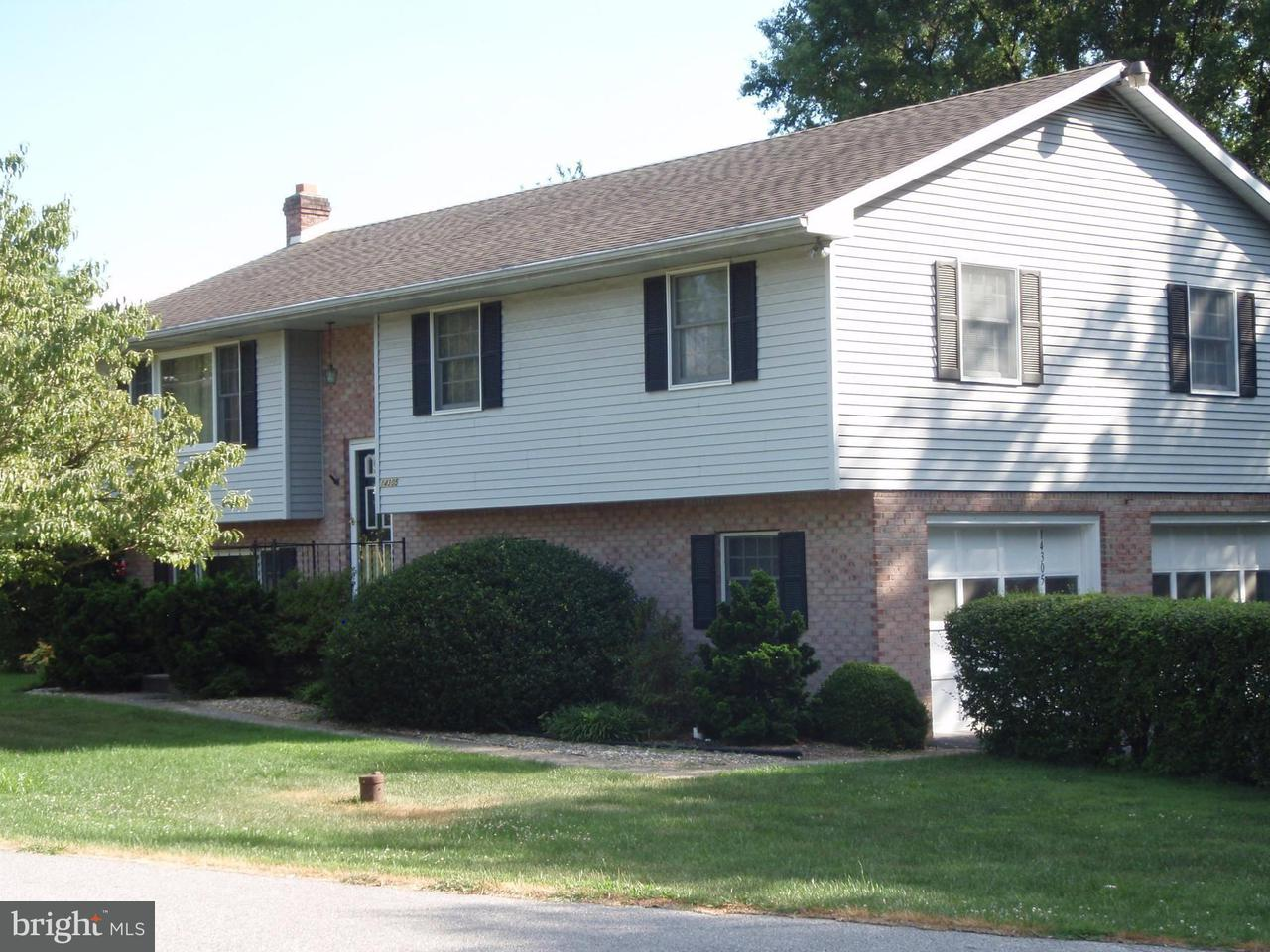 Single Family for Sale at 14305 Greenview Dr Greencastle, Pennsylvania 17225 United States