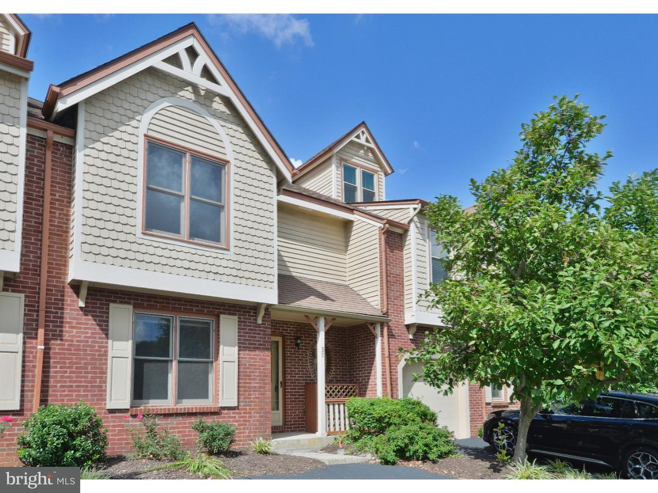 Townhouse for Sale at 30 MAIN Street Chesterbrook, Pennsylvania 19087 United States