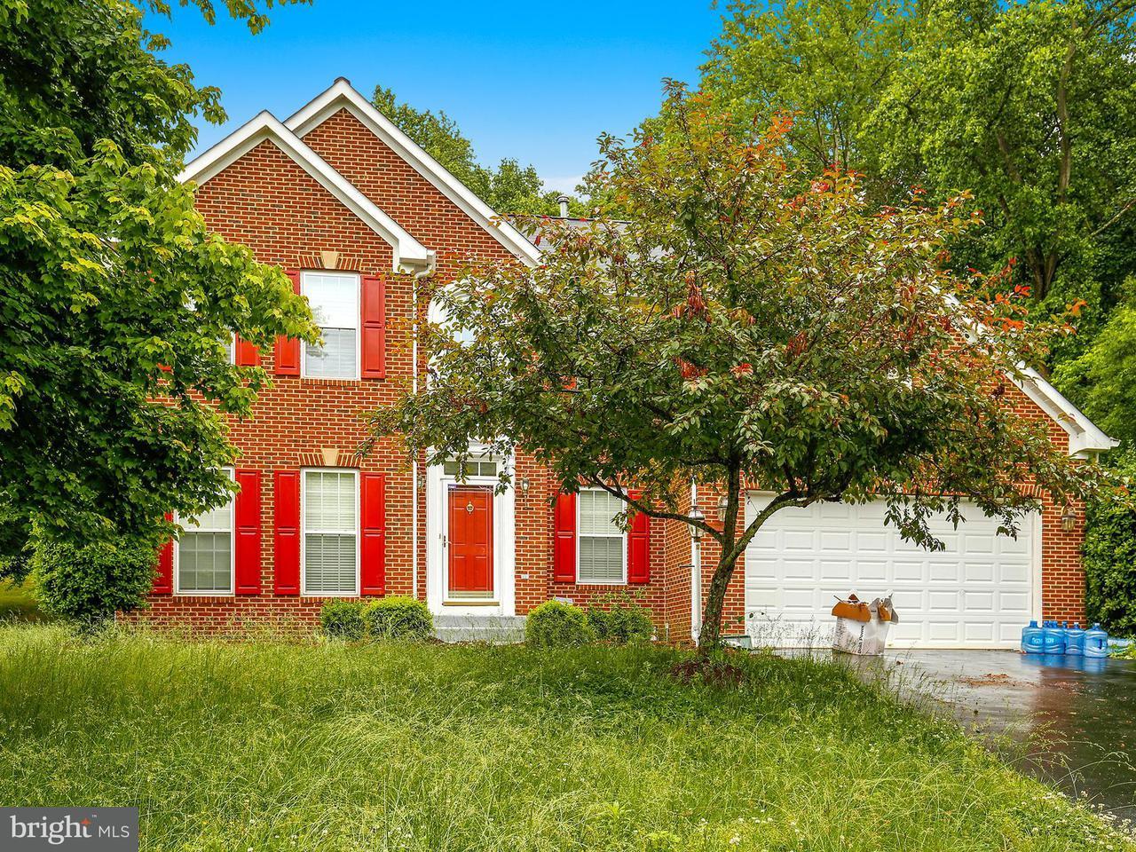 Частный односемейный дом для того Продажа на 1101 Streetrausberg Street 1101 Streetrausberg Street Accokeek, Мэриленд 20607 Соединенные Штаты