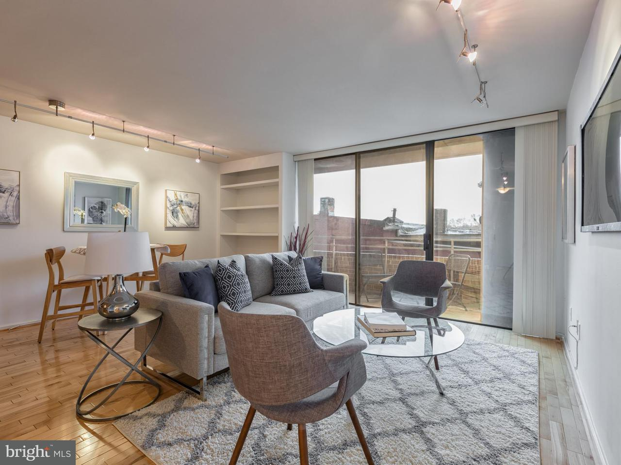 Single Family for Sale at 2141 P St NW #404 Washington, District Of Columbia 20037 United States