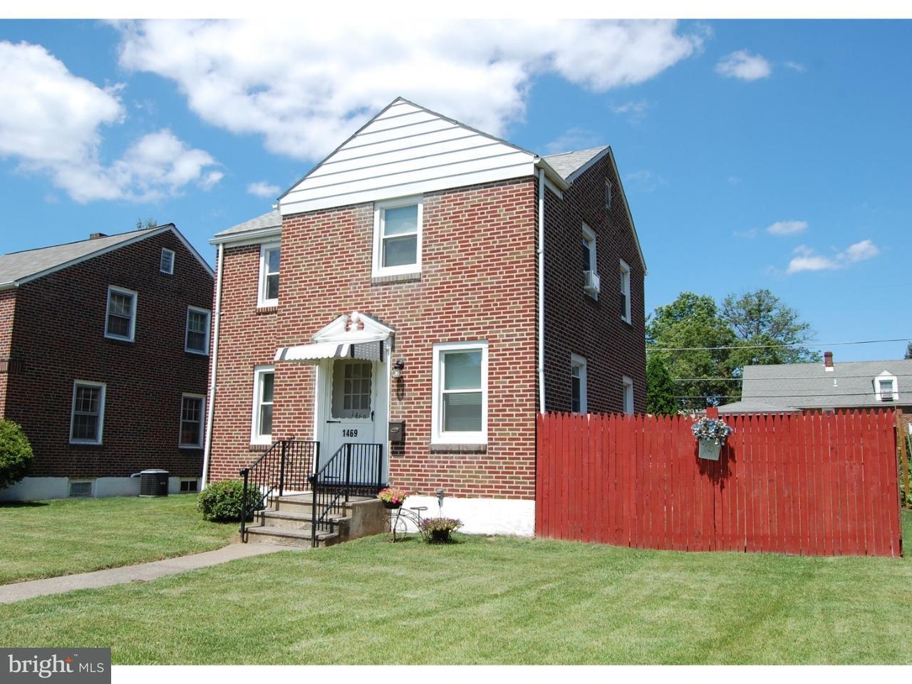 Casa Unifamiliar por un Alquiler en 1469 CHERRY Lane Pottstown, Pennsylvania 19464 Estados Unidos