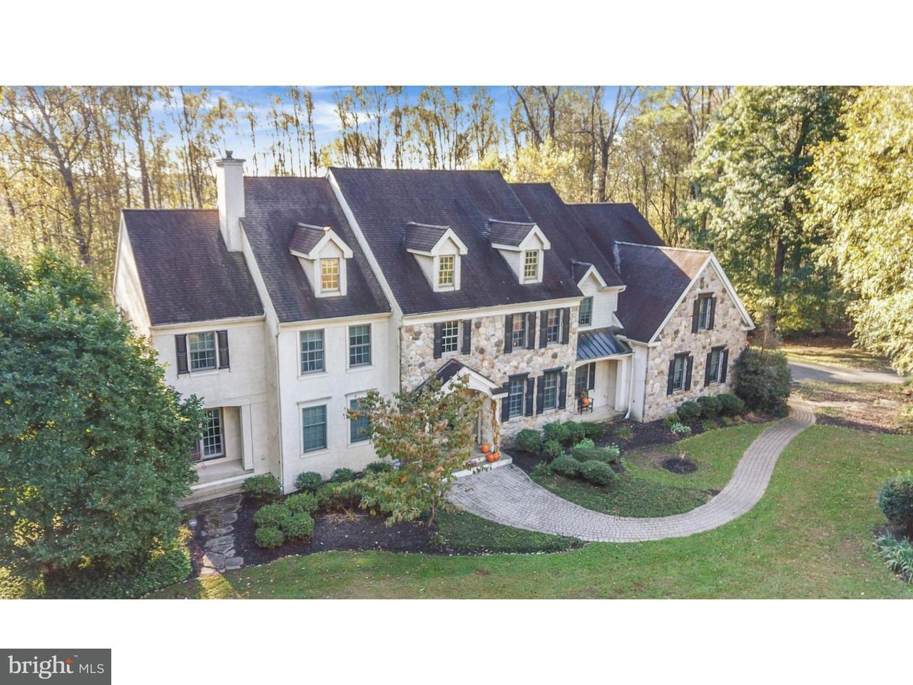 Частный односемейный дом для того Продажа на 108 SHADESTONE WAY Landenberg, Пенсильвания 19350 Соединенные Штаты