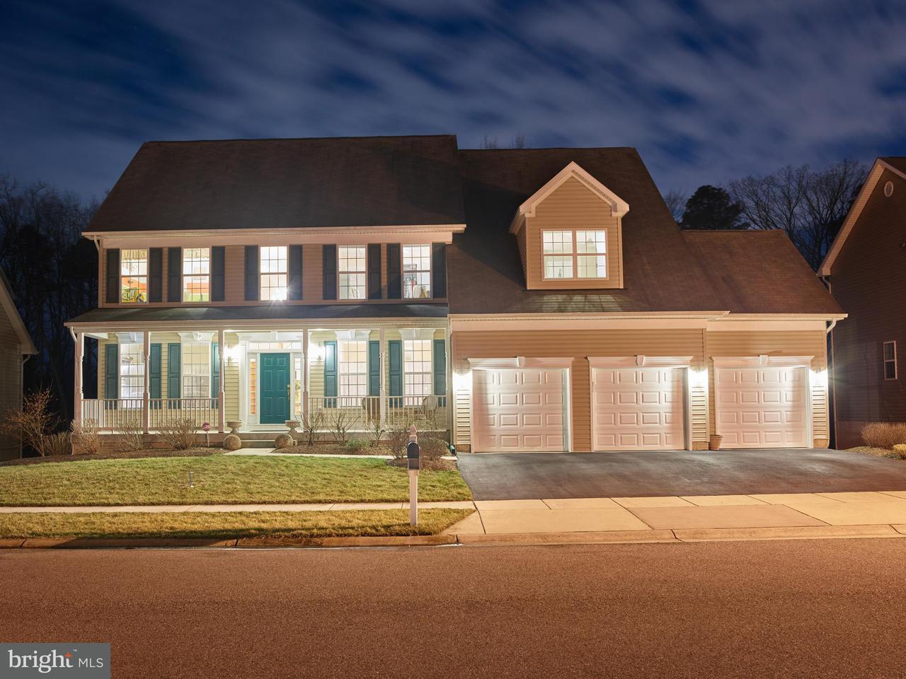 獨棟家庭住宅 為 出售 在 7409 Campbell Drive 7409 Campbell Drive Severn, 馬里蘭州 21144 美國