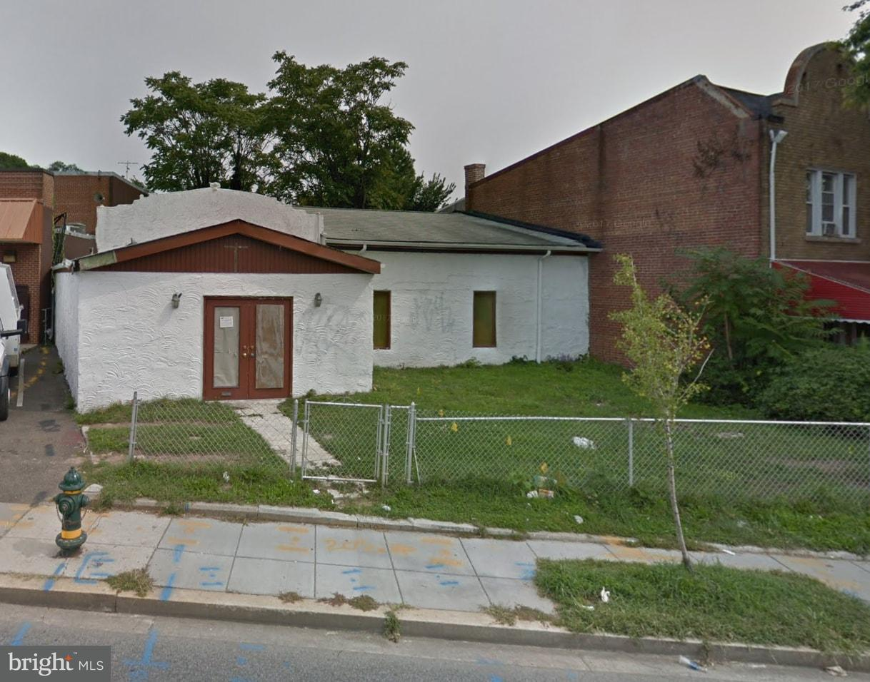 Single Family for Sale at 1249 Bladensburg Rd NE Washington, District Of Columbia 20002 United States