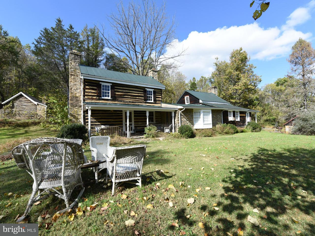 Single Family for Sale at 6075 Enon School Rd Marshall, Virginia 20115 United States