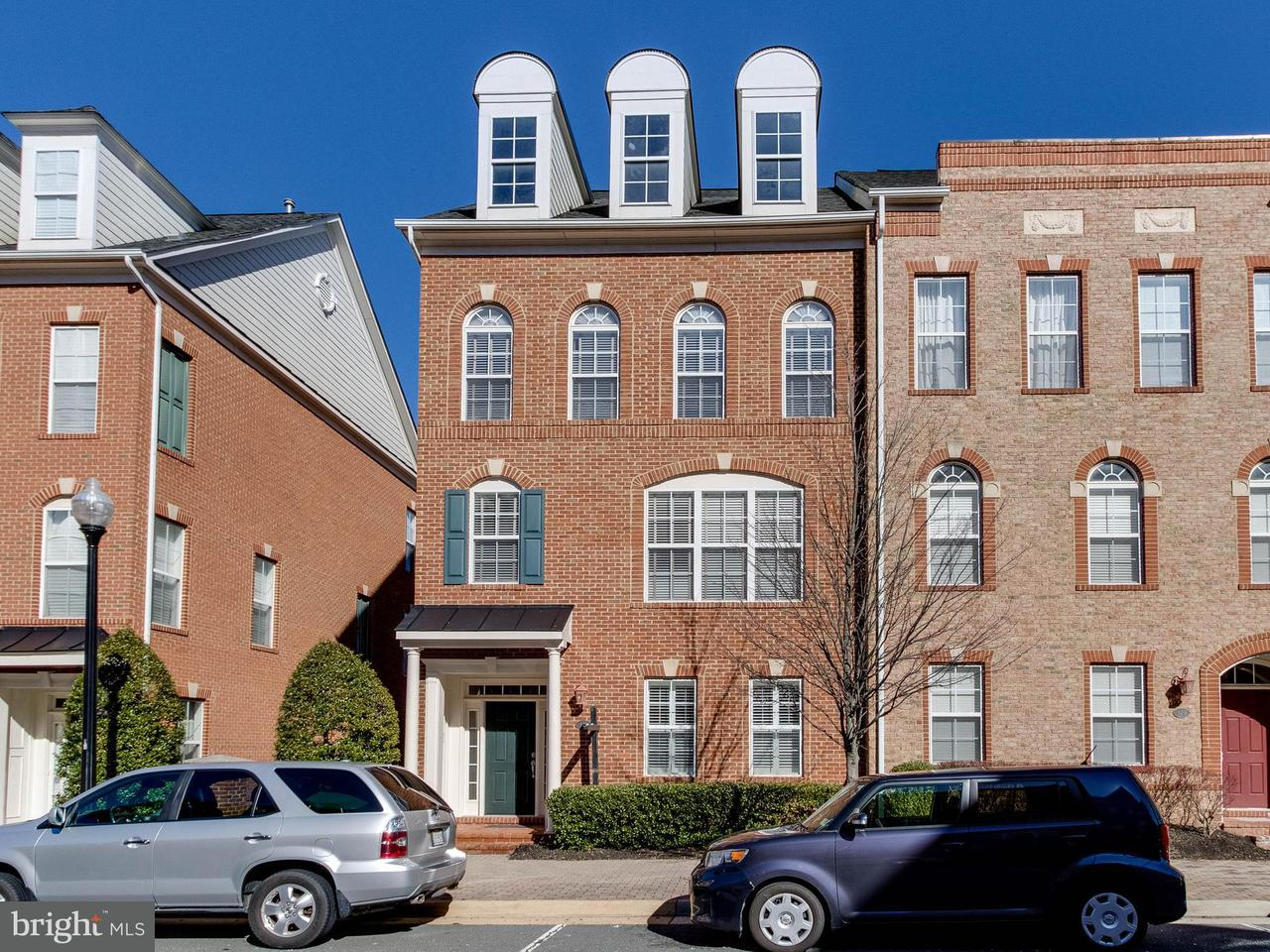 Townhouse for Sale at 131 Fortnightly Blvd 131 Fortnightly Blvd Herndon, Virginia 20170 United States
