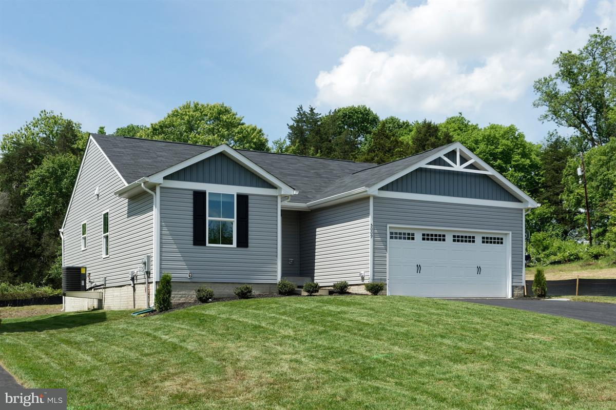 Single Family for Sale at The Seasons #plan 1296 Slab Dover, Pennsylvania 17315 United States
