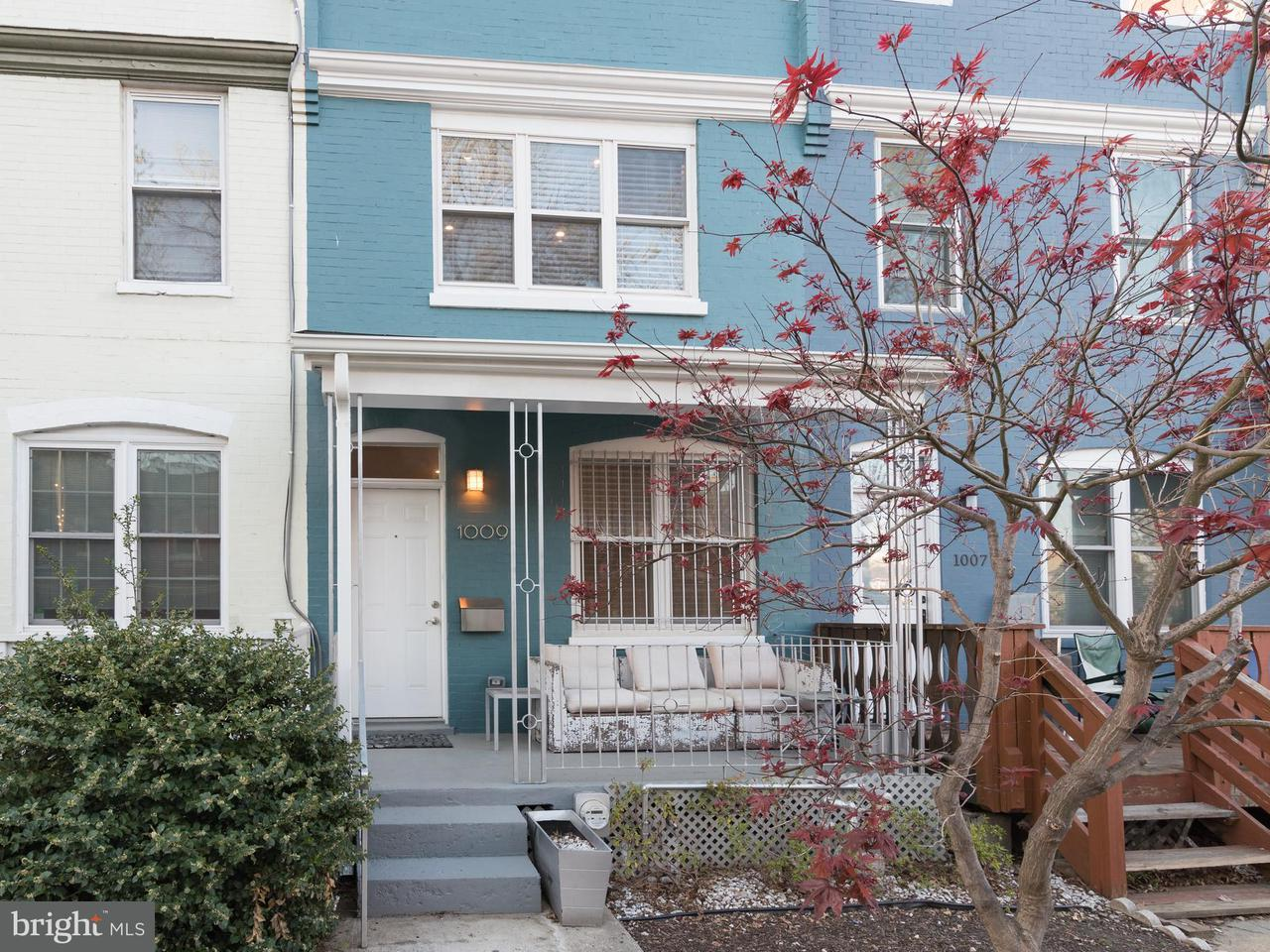 Single Family for Sale at 1009 Kenyon St NW Washington, District Of Columbia 20010 United States