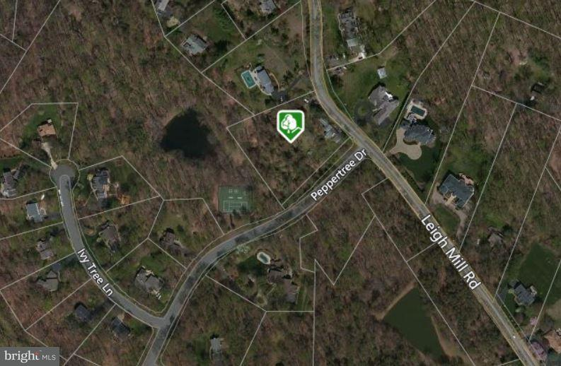 Land for Sale at 1100 Leigh Mill Road 1100 Leigh Mill Road Great Falls, Virginia 22066 United States