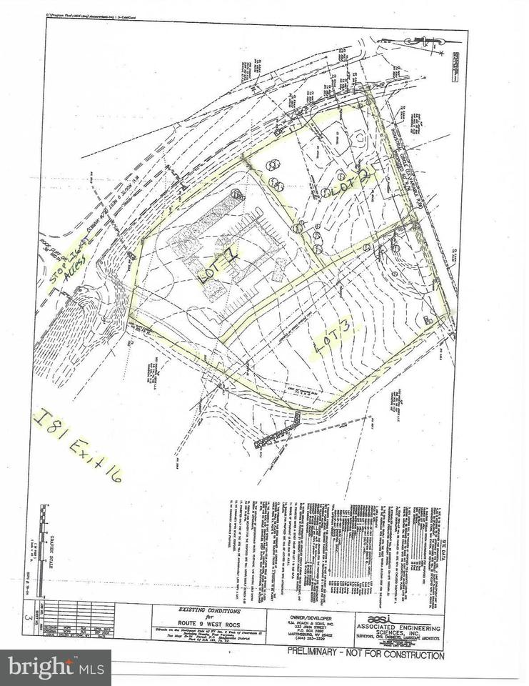 Land for Sale at Rt 9 Martinsburg, West Virginia 25403 United States
