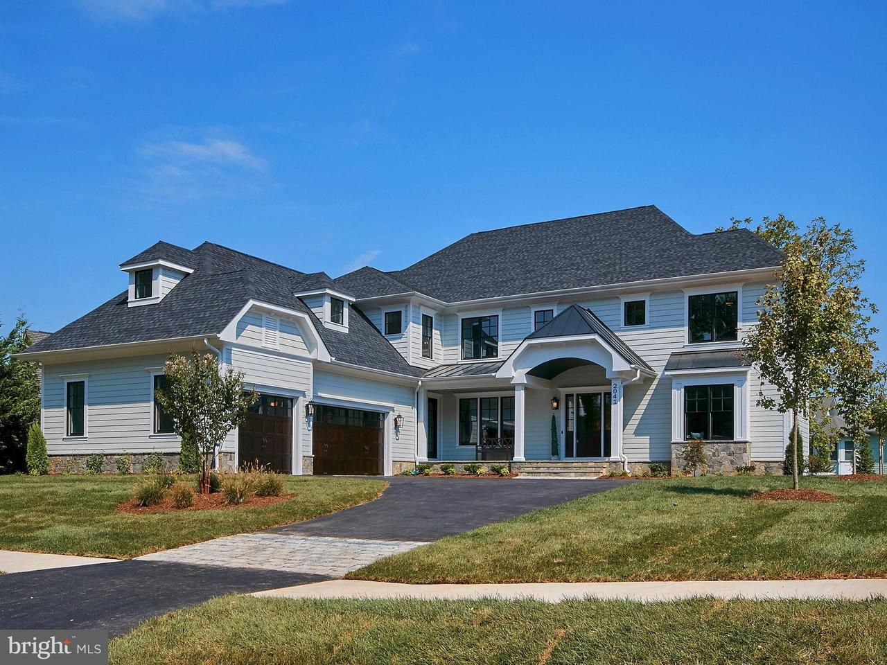 Single Family Home for Sale at 2041 Virginia Avenue 2041 Virginia Avenue McLean, Virginia 22101 United States