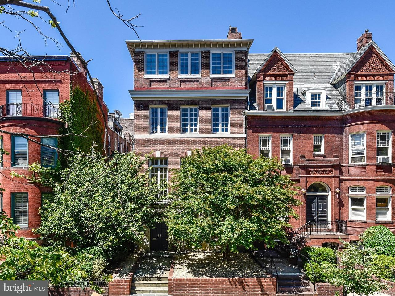 Single Family for Sale at 2019 R St NW Washington, District Of Columbia 20009 United States
