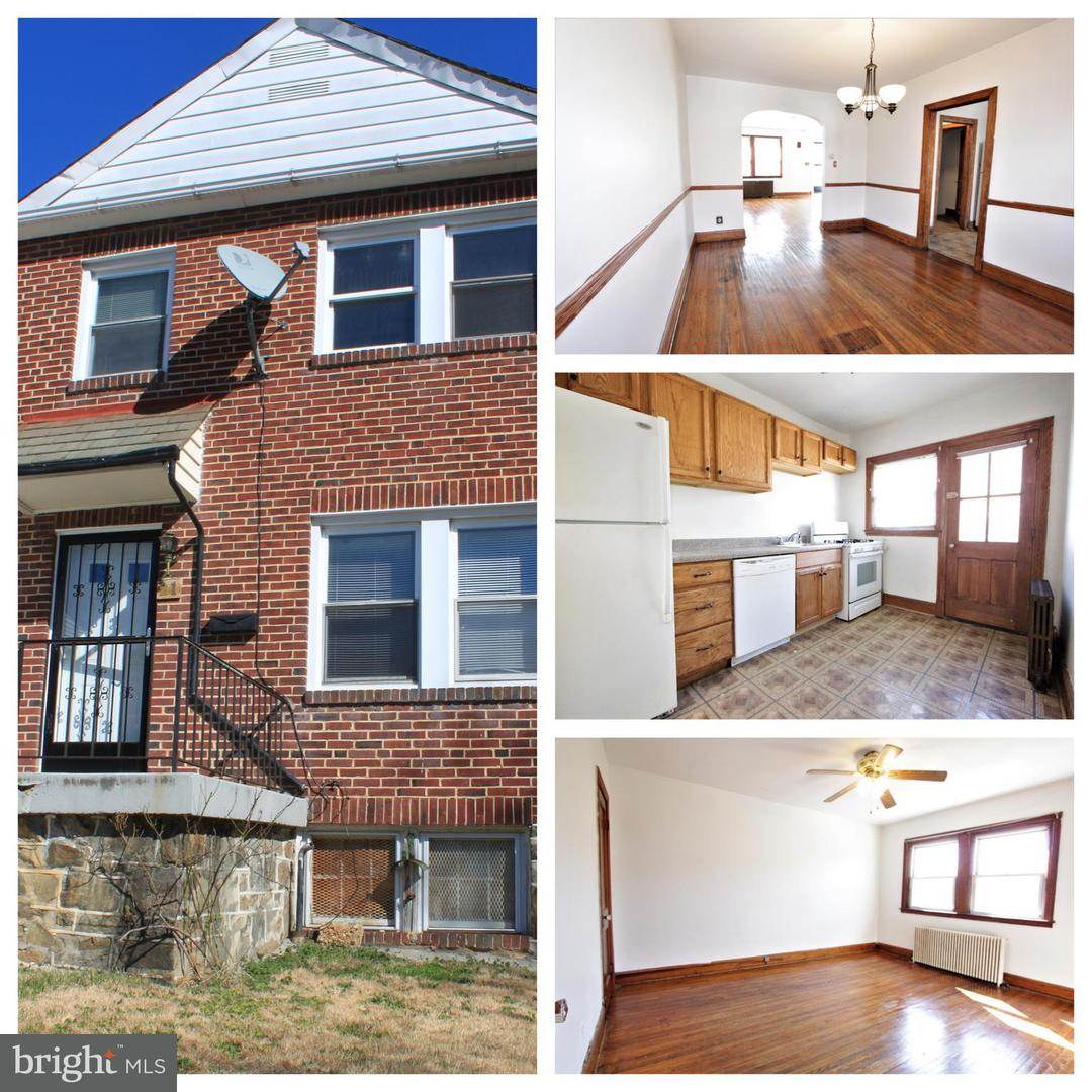 Single Family for Sale at 21 S Abington Ave Baltimore, Maryland 21229 United States