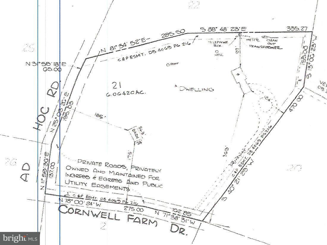 Land for Sale at 9430 Cornwell Farm Dr Great Falls, Virginia 22066 United States