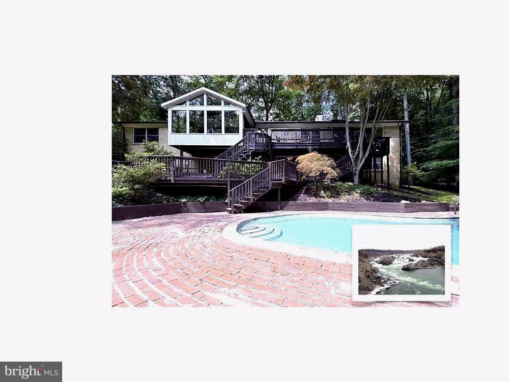 Single Family Home for Sale at 9201 Deer Park Road 9201 Deer Park Road Great Falls, Virginia 22066 United States
