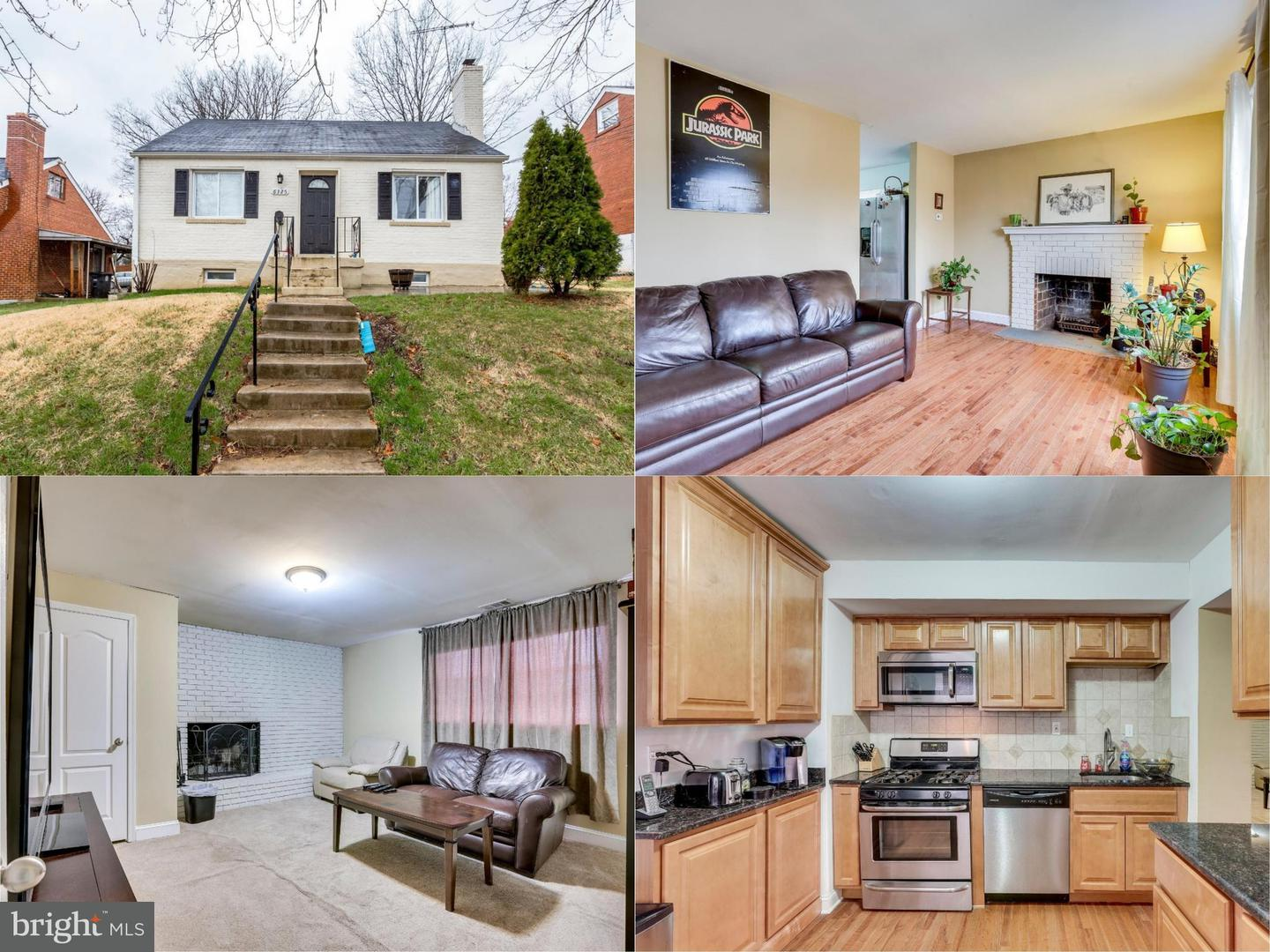Single Family for Sale at 6325 Kilmer St Cheverly, Maryland 20785 United States