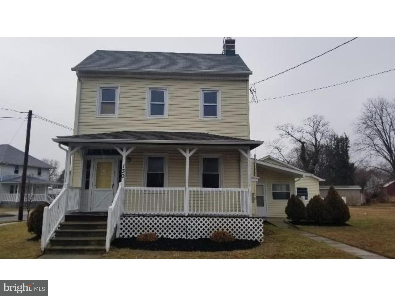 Single Family Home for Sale at 130 MAPLE Avenue Cedarville, New Jersey 08311 United StatesMunicipality: Lawrence Township