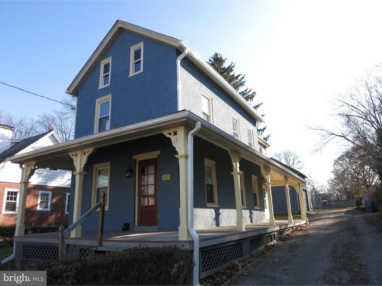 独户住宅 为 出租 在 102 DECATUR Street 多伊尔斯敦, 宾夕法尼亚州 18901 美国