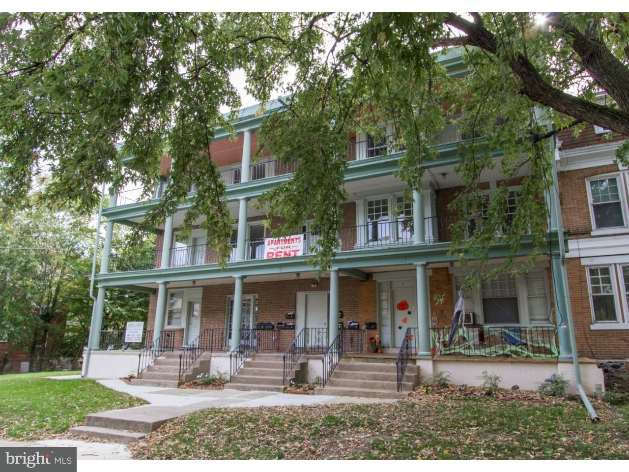 Maison unifamiliale pour l à louer à 52-54 E STRATFORD AVE #G Lansdowne, Pennsylvanie 19050 États-Unis