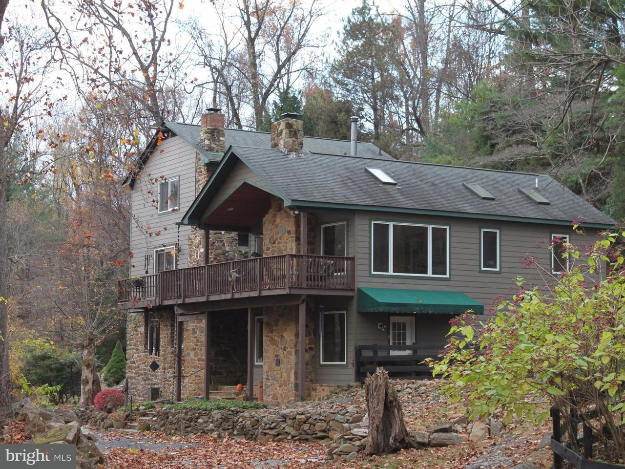 Single Family for Sale at 54 Mill Hill Rd Huntly, Virginia 22640 United States