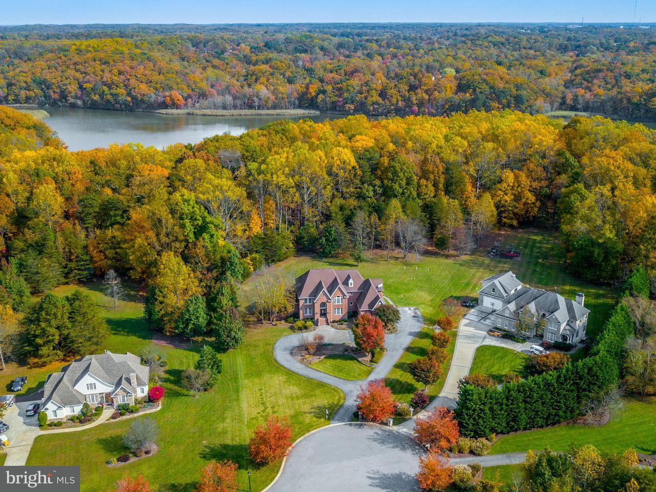 Single Family Home for Sale at 2508 Howard Grove Road 2508 Howard Grove Road Davidsonville, Maryland 21035 United States