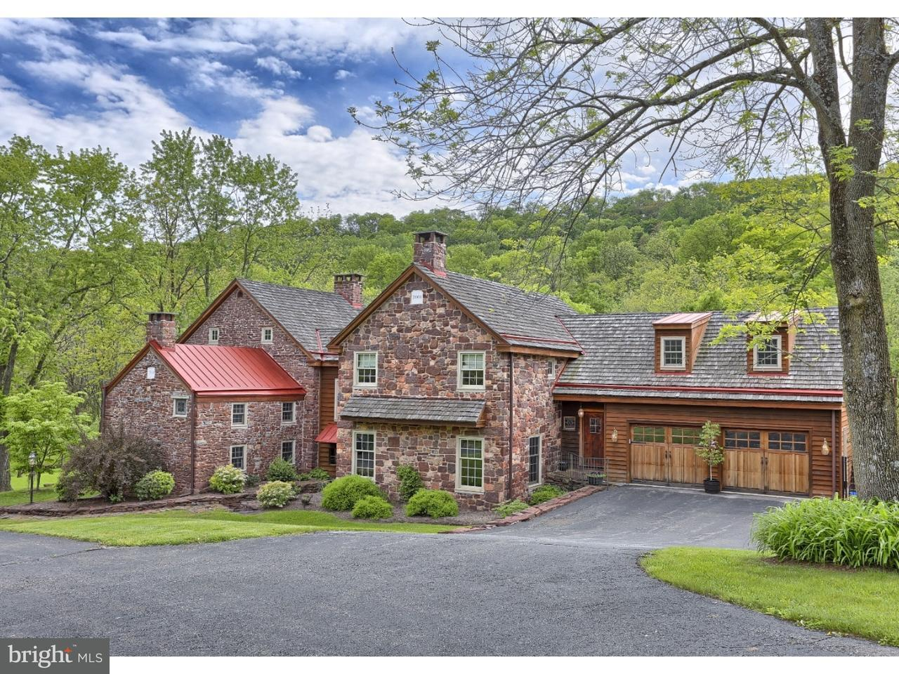 Single Family Home for Sale at 54 PINE FORGE Road Boyertown, Pennsylvania 19512 United States