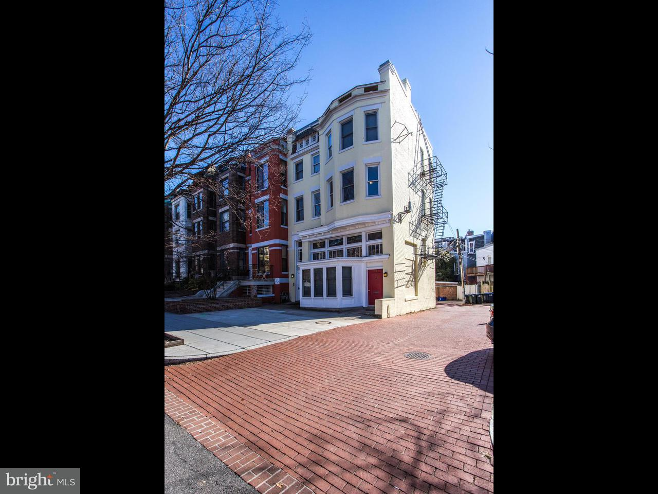 Townhouse for Sale at 1954 Calvert St Nw 1954 Calvert St Nw Washington, District Of Columbia 20009 United States