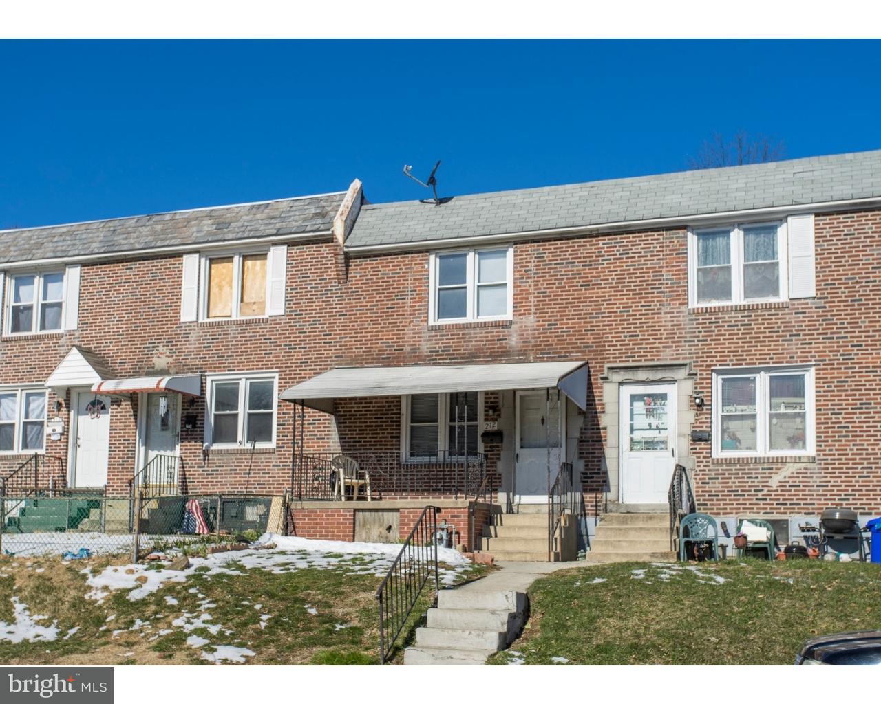 Loft/Duplex pour l Vente à 212 W 21ST ST #PCKG Chester, Pennsylvanie 19013 États-Unis