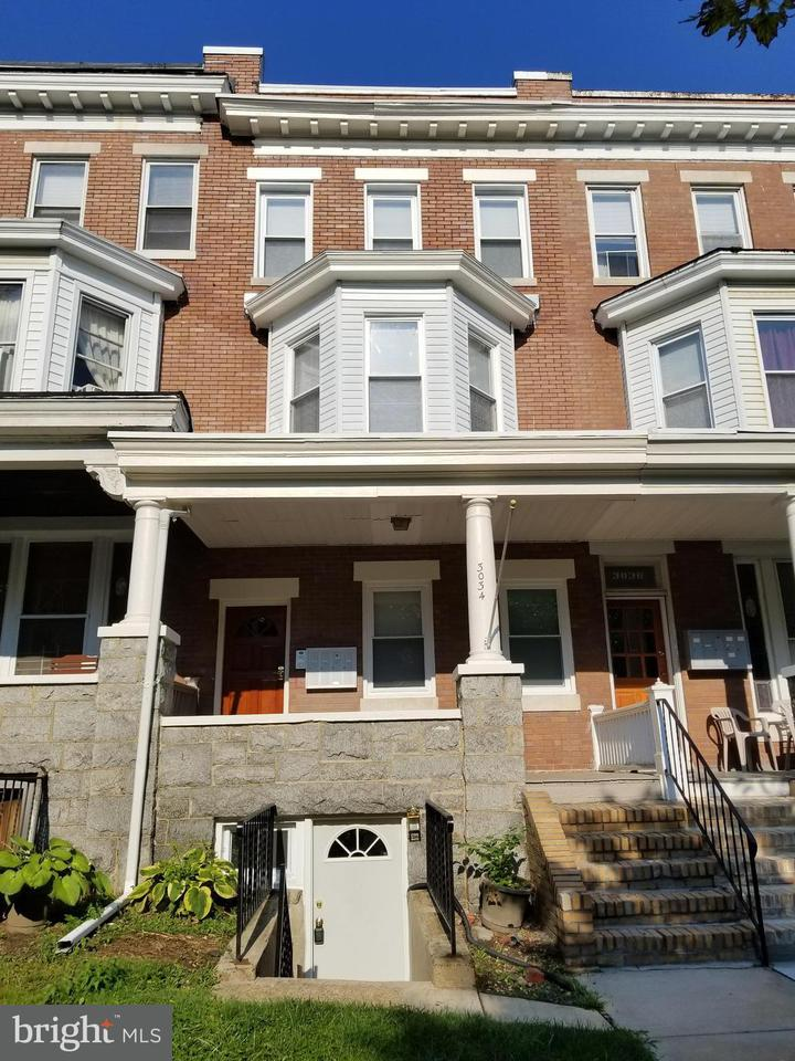 Condominium for Sale at 3034 Guilford Ave Baltimore, Maryland 21218 United States