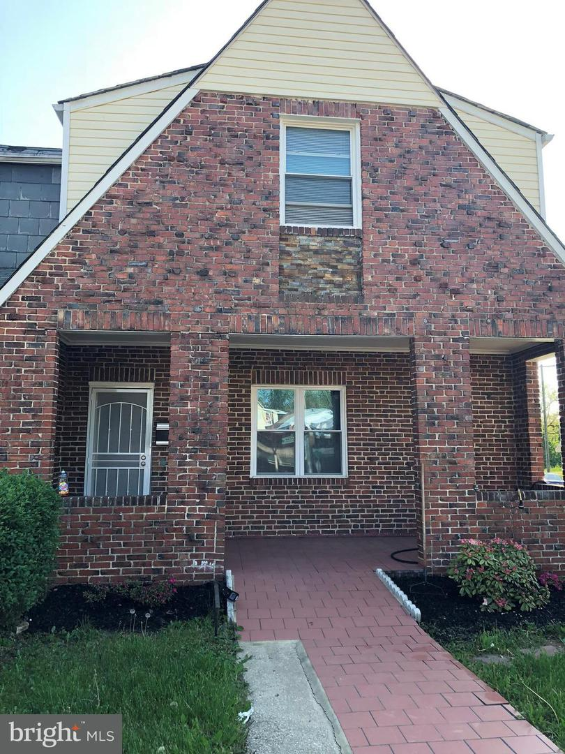 Single Family for Sale at 4120 Garrison Blvd Baltimore, Maryland 21215 United States