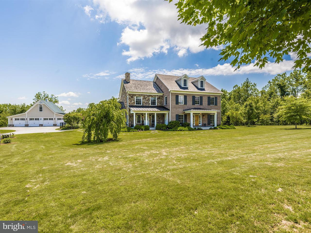 Farm for Sale at 15811 Sugarland Road 15811 Sugarland Road Poolesville, Maryland 20837 United States