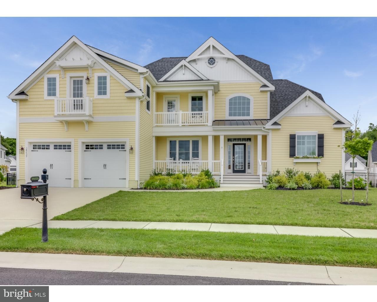 Частный односемейный дом для того Продажа на 38239 COMEGYS Lewes, Делавэр 19958 Соединенные Штаты