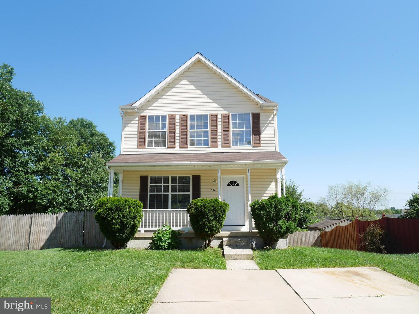 Other Residential for Rent at 435 Trimblefields Dr Edgewood, Maryland 21040 United States