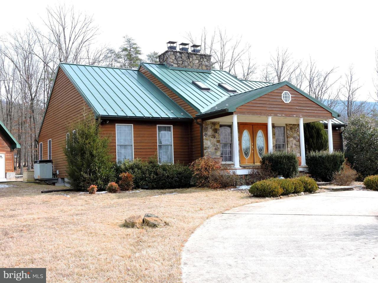 Single Family for Sale at 187 Rebeccas Ln Purgitsville, West Virginia 26852 United States
