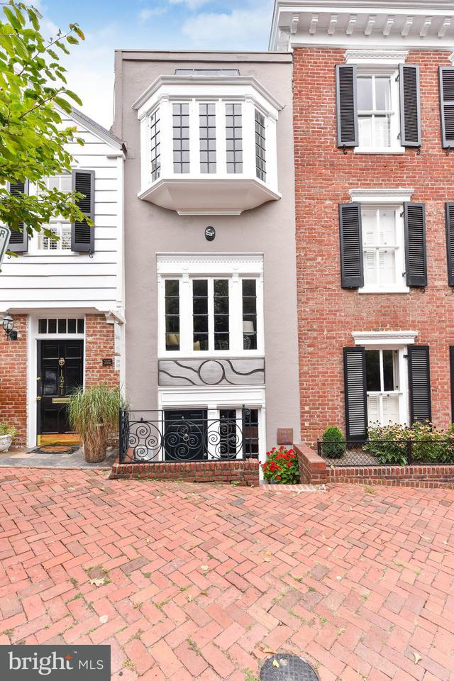Single Family for Sale at 1239 30th St NW Washington, District Of Columbia 20007 United States